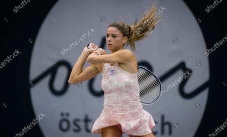 Editorial photo of Upper Austria Ladies Linz Open Qualification, WTA Tennis, Linz Austria, 10 Nov 2020