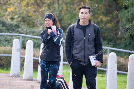 Editorial image of Rebekah Vardy out and about, Bretton, Peterborough, UK - 09 Nov 2020