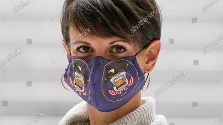 Editorial image of Virus Outbreak Utah, Salt Lake City, United States - 09 Nov 2020