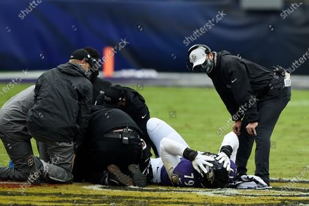 Editorial picture of Steelers Ravens Football, Baltimore, United States - 01 Nov 2020