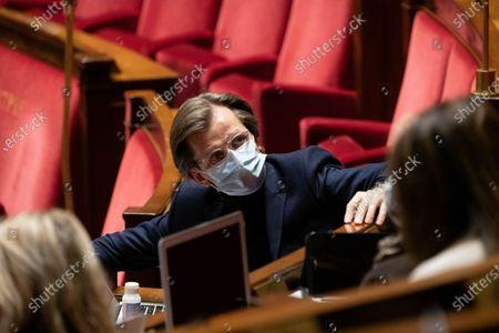 Guillaume Larrive.