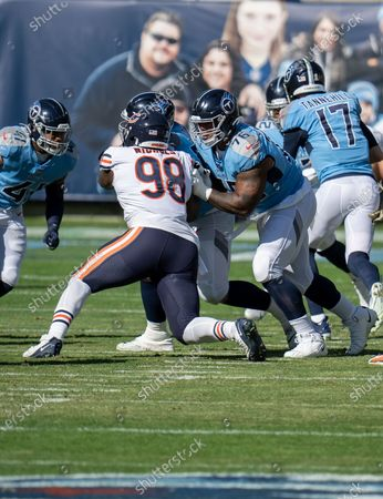 Editorial photo of Bears Titans Football, Nashville, United States - 08 Nov 2020