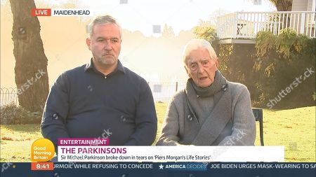 Editorial picture of 'Good Morning Britain' TV Show, London, UK - 10 Nov 2020