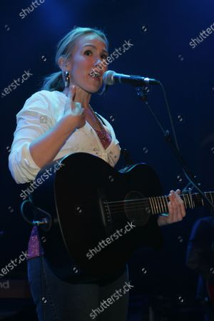 Mozella performs at the House of Blues in Chicago, IL.