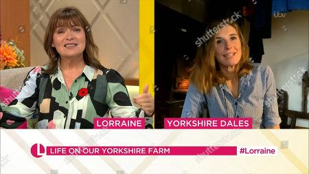 Lorraine Kelly, Dr Hilary Jones, Amanda Owen