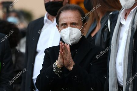 Editorial photo of Funeral of the drummer of the Pooh Stefano D'Orazio, Rome, Italy - 09 Nov 2020