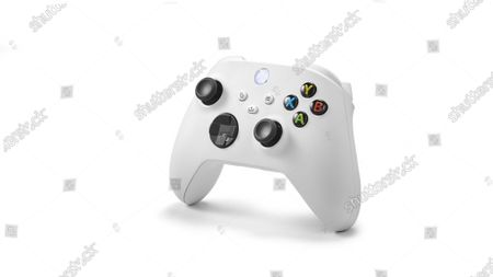 A Microsoft Xbox Series S home video game console, taken on October 26, 2020. (Photo by Phil Barker/Future Publishing)