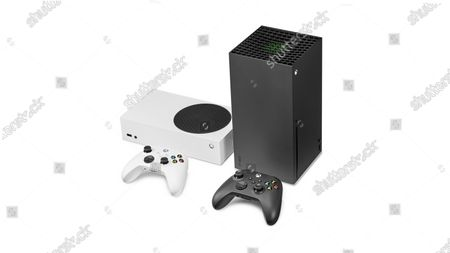 Editorial image of Xbox Series X Console - 27 Oct 2020
