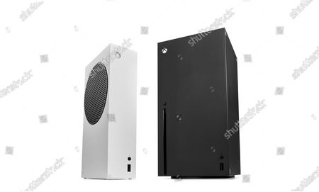 Editorial photo of Xbox Series X Console - 27 Oct 2020