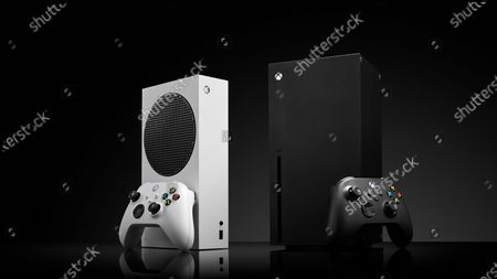 Editorial picture of Xbox Series X Console - 27 Oct 2020