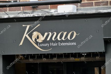 A hair extension salon due to have been opened by Pussycat Doll Kimberly Wyatt has had its opening postponed due to the second lockdown, they hope to open their doors in December with the shop decked out with welcome balloons and snacks.