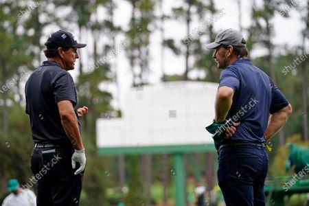Editorial photo of Masters Golf, Augusta, United States - 10 Nov 2020