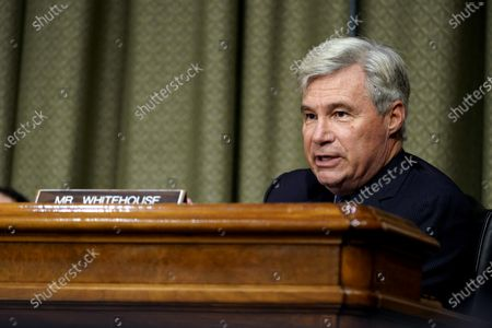 """Editorial picture of US Senate Committee on the Judiciary hearing: """"Oversight of the Crossfire Hurricane Investigation: Day 4"""", Washington, District of Columbia, USA - 10 Nov 2020"""
