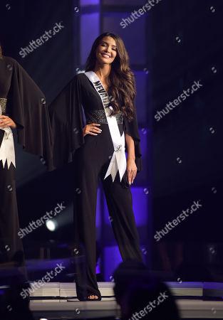 Stock Image of Victoria Olona, Miss Nevada USA 2020