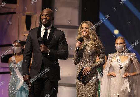 Editorial photo of Miss USA 2020, Telecast, Memphis, USA - 09 Nov 2020