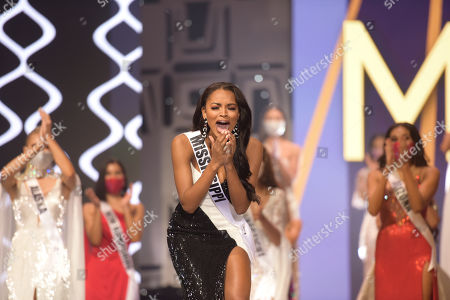 Asya Branch, Miss Mississippi USA 2020, is announced Miss USA 2020 winner
