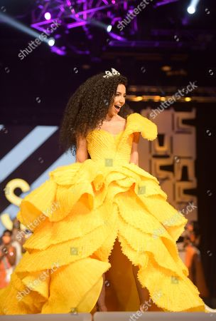 Editorial photo of Miss USA 2020, Telecast, Memphis, USA - 09 Nov 2020