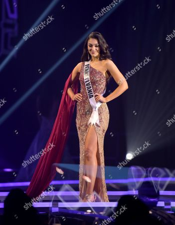Editorial image of Miss USA Preliminary Competition, Evening Gowns, Memphis, USA - 06 Nov 2020