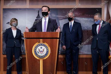 Editorial photo of Virus Outbreak Democrats, Washington, United States - 10 Nov 2020