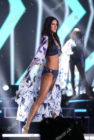 Editorial image of Miss USA Preliminary Competition, SwimOutlet Swimwear Competition, Memphis, USA - 06 Nov 2020