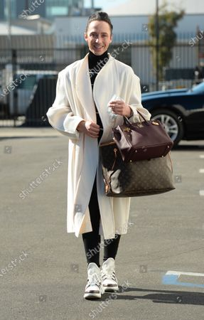 Stock Photo of Johnny Weir