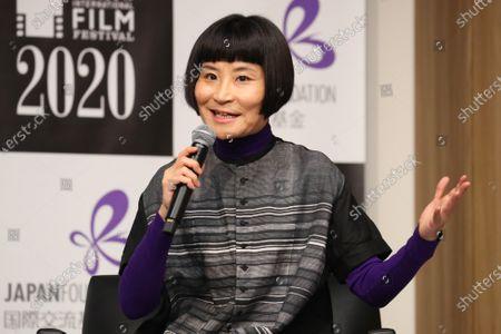 Editorial photo of Tokyo International Film Festival 2020, Tokyo, Japan - 06 Nov 2020