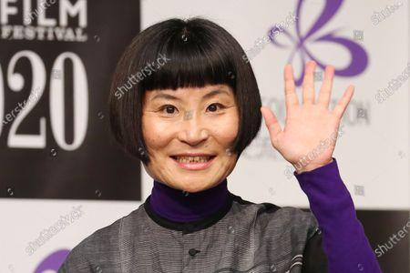 Editorial picture of Tokyo International Film Festival 2020, Tokyo, Japan - 06 Nov 2020