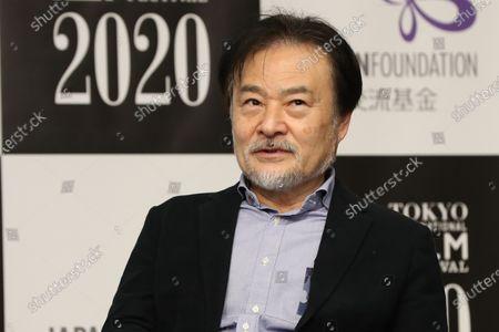 "Kiyoshi Kurosawa - The 33rd Tokyo International Film Festival. Press conference for the  ""Jia Zhang-Ke and Kiyoshi Kurosawa"" in Tokyo, Japan on November 7, 2020. (Photo by"