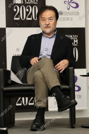 Editorial image of Tokyo International Film Festival 2020, Tokyo, Japan - 07 Nov 2020