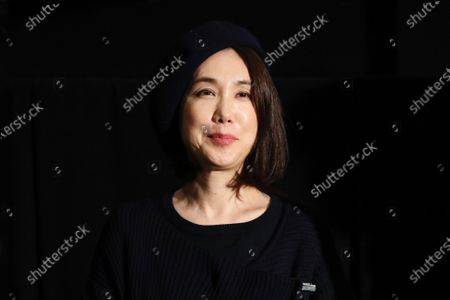 Editorial picture of Tokyo International Film Festival 2020, Tokyo, Japan - 07 Nov 2020