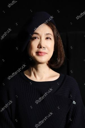 Editorial photo of Tokyo International Film Festival 2020, Tokyo, Japan - 07 Nov 2020