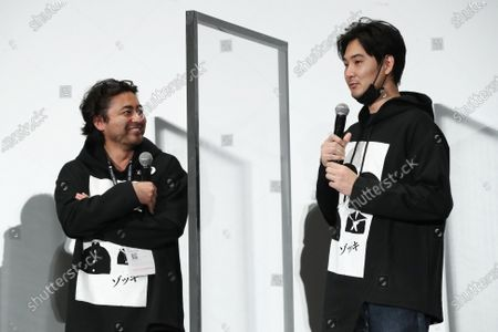 Editorial picture of Tokyo International Film Festival 2020, Tokyo, Japan - 08 Nov 2020