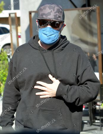 Editorial picture of Fred Durst out and about, Los Angeles, California, USA - 10 Nov 2020