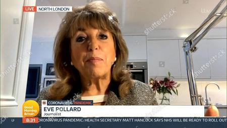 Editorial image of 'Good Morning Britain' TV Show, London, UK - 11 Nov 2020