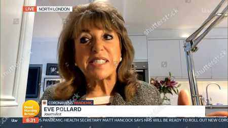 Stock Picture of Eve Pollard