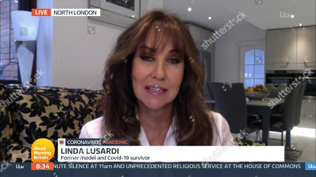 Stock Photo of Linda Lusardi