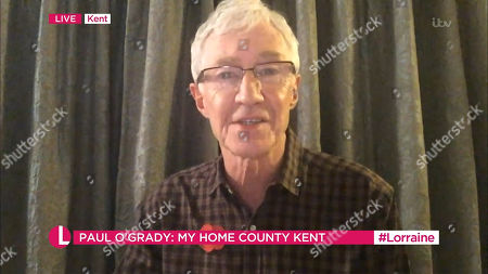 Stock Picture of Paul O'Grady