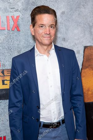 Frank Whaley attends the Luke Cage Season 2 premiere at The Edison Ballroom
