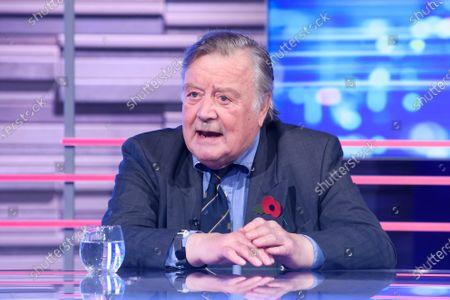 Editorial photo of 'Peston' TV show, Series 6, Episode 36, London, UK - 11 Nov 2020
