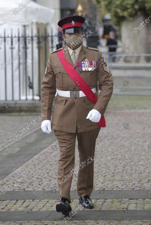 Editorial image of Armistice Day, London, United Kingdom - 11 Nov 2020