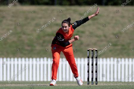 Editorial picture of Perth Scorchers vs Sydney Sixers, WBBL, Cricket, Blacktown International Sportspark, Blacktown, Australia - 11 Nov 2020