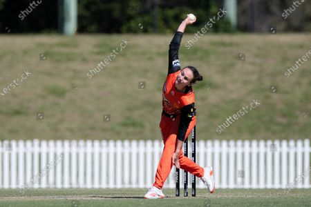 Editorial photo of Perth Scorchers vs Sydney Sixers, WBBL, Cricket, Blacktown International Sportspark, Blacktown, Australia - 11 Nov 2020