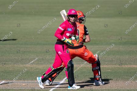 Editorial image of Perth Scorchers vs Sydney Sixers, WBBL, Cricket, Blacktown International Sportspark, Blacktown, Australia - 11 Nov 2020