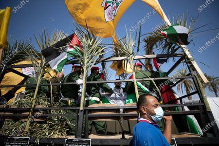 Editorial image of Palestinians Obit Erekat, Jericho, Palestinian Territories - 11 Nov 2020