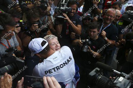 Editorial picture of Formula 1, Round 18 - Mexican Grand Prix, Autodromo Hermanos Rodriguez, Mexico - 29 Oct 2017