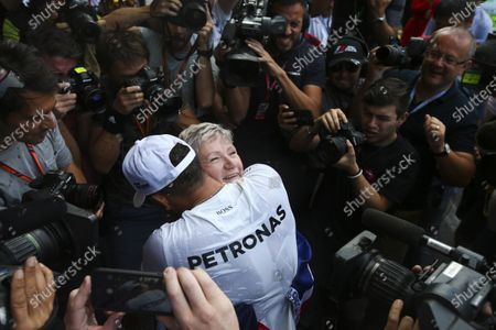 Editorial image of Formula 1, Round 18 - Mexican Grand Prix, Autodromo Hermanos Rodriguez, Mexico - 29 Oct 2017