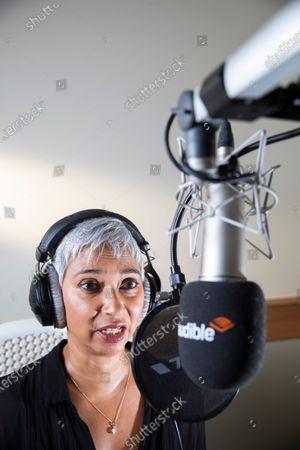 Editorial photo of Audible recording studios, London, UK - 19 Jul 2019