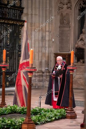 The Service was led by The The Very Reverend John Hall, The Very Reverend Dr David Hoyle and attended by representative from various religious leaders and members of the armed forces.