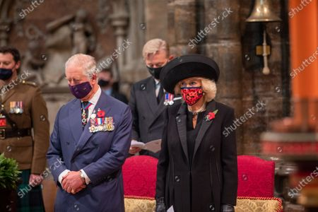 A Service to mark the centenary of the burial of the Unknown Warrior at Westminster Abbey, London was held in the presence of His Royal Highness Prince Charles and Her Royal Highness Camilla Duchess of Cornwall. The Service was led by The The Very Reverend John Hall, The Very Reverend Dr David Hoyle and attended by representative from various religious leaders and members of the armed forces.