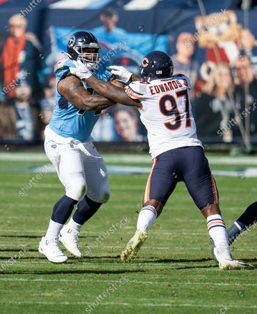 Editorial picture of Bears Titans Football, Nashville, United States - 08 Nov 2020